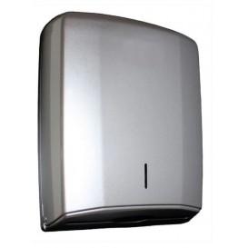 Portatoallas ABS Elegance Plata (1 Ud)