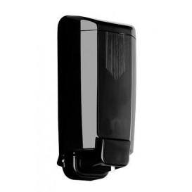 Plastic Soap Dispenser ABS Black 1000ml (1 Unit)