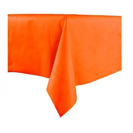 Obrus Włóknina Novotex Autokrojenie 100x100cm Orange (150 Sztuk)
