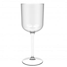 Copa Reutilizable para Vino Tritan Transp. 470ml (6 Uds)