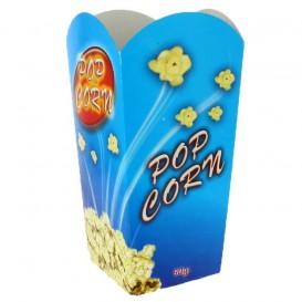 Pudełka na Popcorn Średnie 90 gr 7,8x10,5x18cm (25 Sztuk)