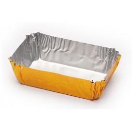 Formy Cukiernicze Aluminowe 50x30x16mm (100 Sztuk)