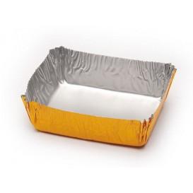 Formy Cukiernicze Aluminowe 52x42x15mm (100 Sztuk)