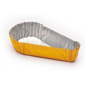 Formy Cukiernicze Aluminowe 67x60x15mm (100 Sztuk)