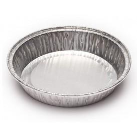 Pojemniki Aluminowe Okrągłe Cukiernicze 80ml (114 Sztuk)