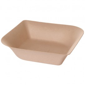Sugarcane Bowl Bagasse and Bamboo 355ml (50 Units)