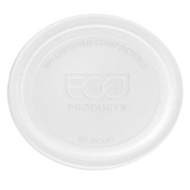 Lid for Portion Cup PLA 60 and 120ml (2.000 Units)