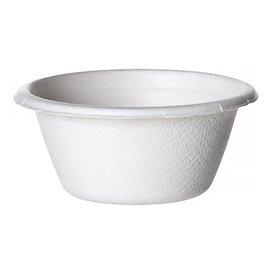 Miski Trzciny Cukrowej Bagasse Białe 60ml (2500 Sztuk)
