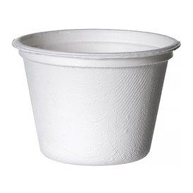 Miski Trzciny Cukrowej Bagasse Białe 120ml (1800 Sztuk)