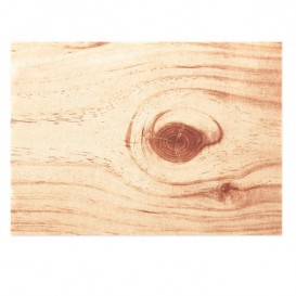 """Podkładki na Stół """"Day Drap"""" Drewniane 32x45cm (12 Sztuk)"""