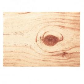 """Podkładki na Stół """"Day Drap"""" Drewniane 32x45cm (72 Sztuk)"""