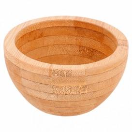 Bamboo Mini Bowl Ø8x4,2cm (20 Units)