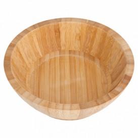 Bamboo Bowl Ø17x6cm (20 Units)