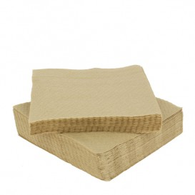 "Paper Napkin Eco ""Recycled"" 33x33cm 1C (100 Units)"