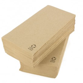 Serwetki Papierowe Eco 1/8 40x40 2 Warstwi 2C (1.200 Sztuk)