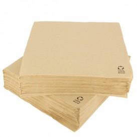 Serwetki Papierowe Kraft 2C 2 Warstwi 33x33cm (50 Sztuk)