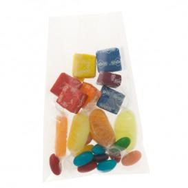 Plastic Bag Cellophane PP 4x25cm G-130 (100 Units)