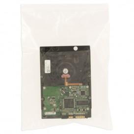 Plastic Zip Bag Autoseal 18x25cm G-160 (100 Units)