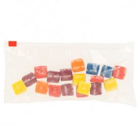 Plastic Bag Slider Zipper G250 25x17cm (50 Units)