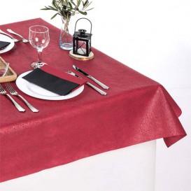 Non-Woven PLUS Tablecloth Cream 120x120cm (500 Units)