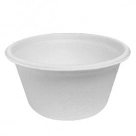 Miski Trzciny Cukrowej Białe Ø6,2cm 44ml (3000 Sztuk)