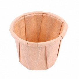 Pleated Paper Souffle Cup 22ml (250 Units)