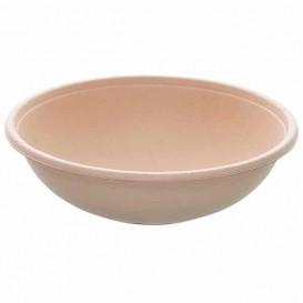"Sugarcane Bowl ""Buddha"" 750ml Ø17x7cm (300 Sztuk)"