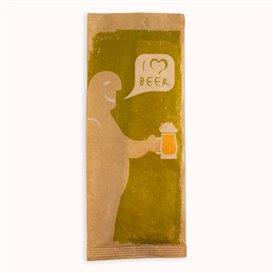 "Serwetka Etui na Sztućce ""I Love Beer"" (1000 Sztuk)"
