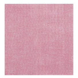 """Serwetki Papierowe """"Dżins Bordeaux"""" 2 Warstwi 40x40cm (600 Sztuk)"""