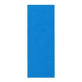 Serwetki Zestaw Sztućców Papierowe Turkusowe 30x40cm (30 Sztuk)