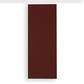 Serwetki Zestaw Sztućców Papierowe Brązowe 30x40cm (30 Sztuk)