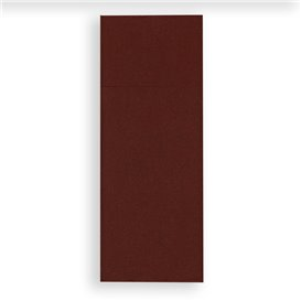 Cutlery Pocket Fold Napkin de Papel Eco 40x40cm (30 Units)