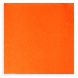 Serwetki Papierowe Koktajl 20x20cm 2C Orange (100 Sztuk)