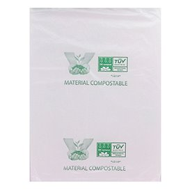Torby Plastikowej w Bloku 100% Biodegradowalny 23x33cm (3000 Sztuk)