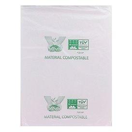 Torby Plastikowej w Bloku 100% Biodegradowalny 23x33cm (300 Sztuk)