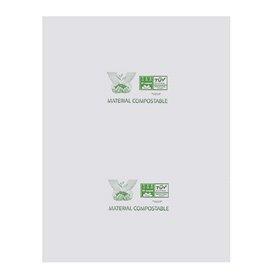 Torby Plastikowej w Bloku 100% Biodegradowalny 27x35cm (3000 Sztuk)