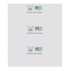 Torby Plastikowej w Bloku 100% Biodegradowalny 40x47cm (200 Sztuk)