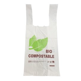 Reklamówki Plastikowe Zrywki 100% Biodegradowalny 35x45cm (100 Sztuk)