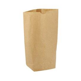 Torba Papierowa z Sześciokątnym Dnem Kraft 17x22cm (50 sztuk)