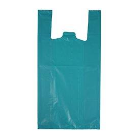 """Plastikowa torba na koszulki 70% z Recyklingu """"Colors"""" Niebieski 42x53cm 50µm (1.000 sztuk)"""