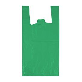 """Plastikowa torba na koszulki 70% z Recyklingu """"Colors"""" Zielony 42x53cm 50µm (50 Sztuk)"""