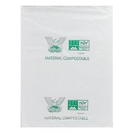 Torebka Foliowa 100% Biodegradowalny 23x30cm (100 Sztuk)