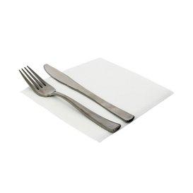 Serwetki Papierowe Białe 1 Warstwowy 33x33 (100 Sztuk)