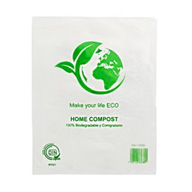 Worki Mercado 100% Home Compost 48x52cm (100 Sztuk)