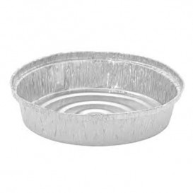 Pojemniki Aluminowe Okrągłe z Kurczaka 935ml (500 Sztuk)
