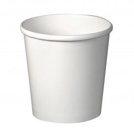Miski Papierowe Białe 16Oz/473ml Ø9,8cm (25 Sztuk)