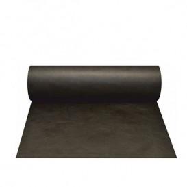 Bieżnik na Stół Novotex Czarni 0,4x48m 50g P30cm (1 Sztuk)
