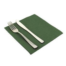 Serwetki Papierowe 40x40cm Zielone 2 Warstwi (1.200 Sztuk)