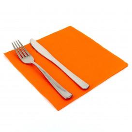 Serwetki Papierowe 40x40cm Orange 2 Warstwi (50 Sztuk)