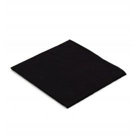 Serwetki Papierowe Koktajl 20x20cm 2C Czarni (100 Sztuk)